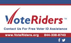 · Voter Voteriders Info Id Cards