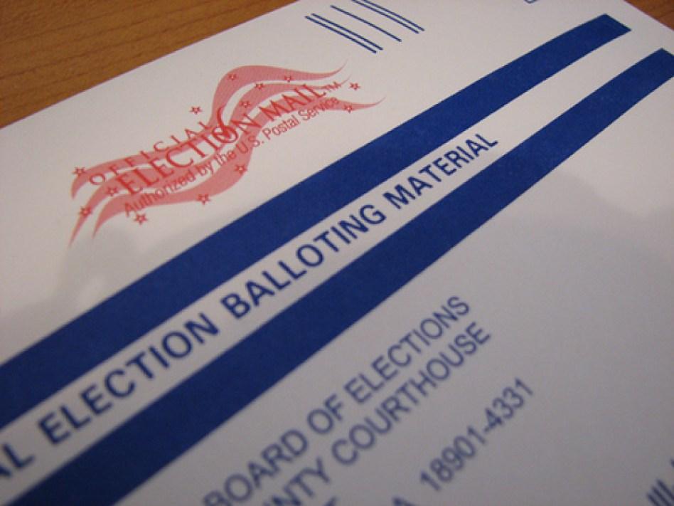 absentee ballot mailing