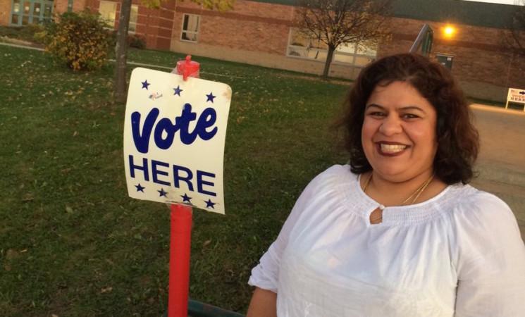 Sarada's Voter ID Story