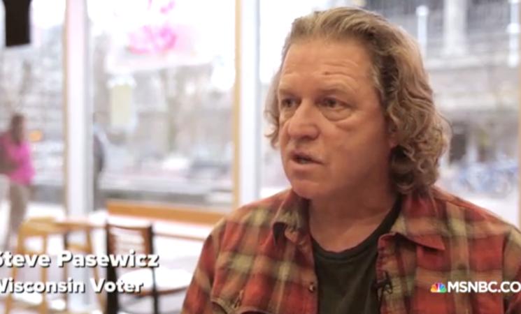 Steve's Voter ID Story