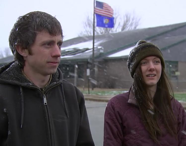Matt and Jessica's Voter ID Story
