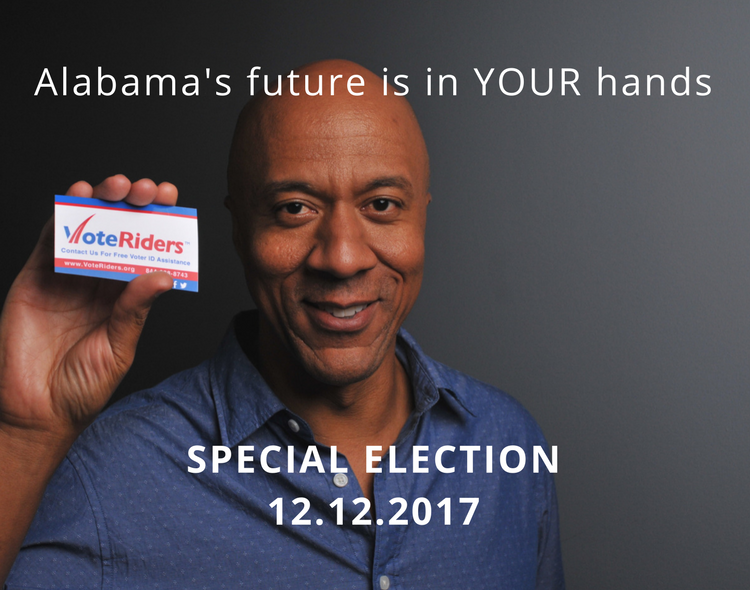 Alabama's Special Election is in your hands