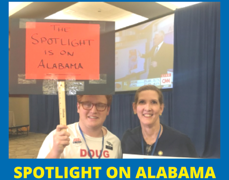 Big Surprise From Alabama