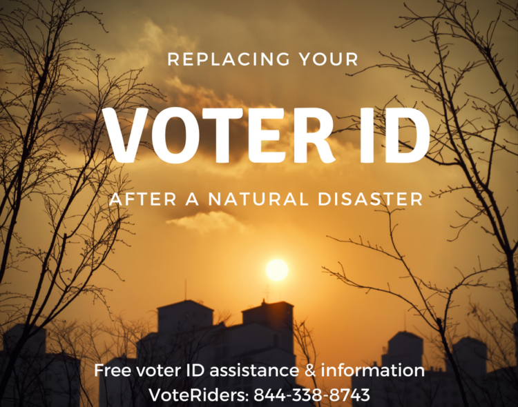 How To Replace Voter ID After a Disaster