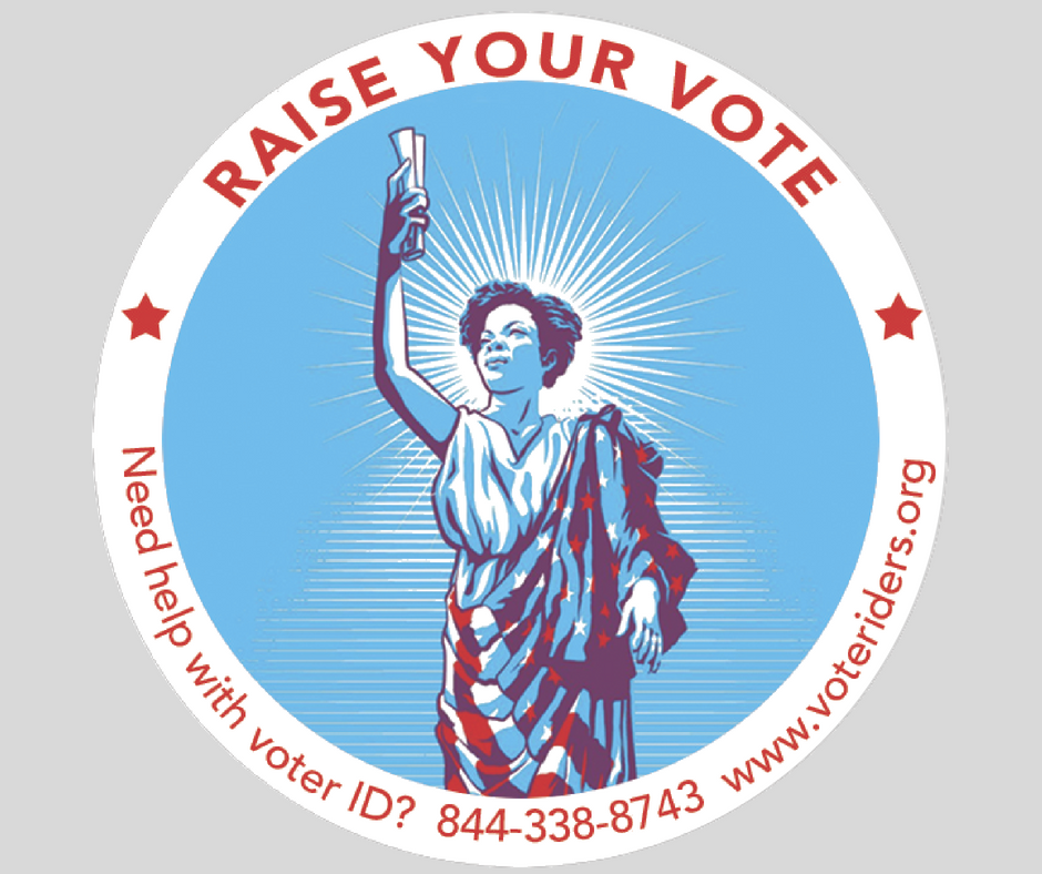 VoteRaiser sticker image