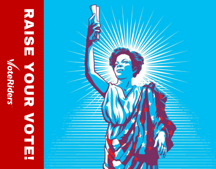 New VoteRaiser Campaign to reach 200K voters by Nov. 6!