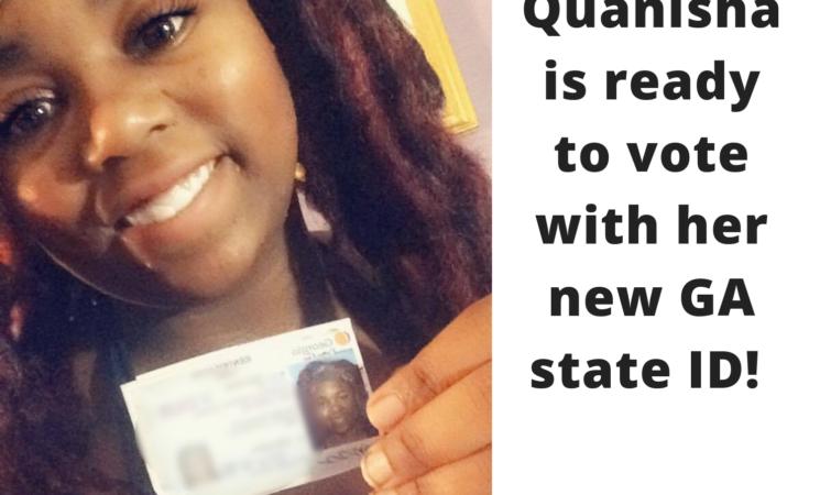 Quanisha's Voter ID Story