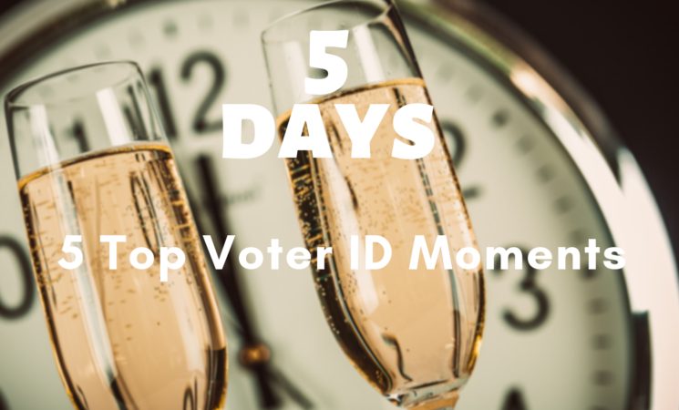 Our 5 Favorite Voter ID Moments of 2018