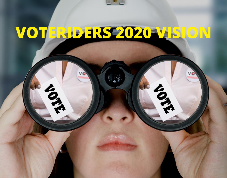 VoteRiders Vision 2020