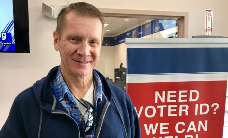 Steven's Voter ID Story