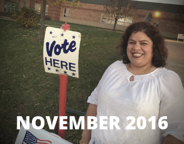 Sarada votes November 2016