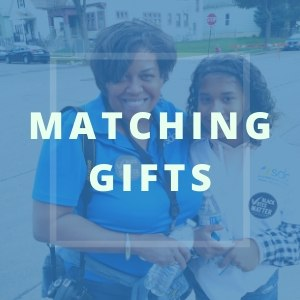 matching donation link
