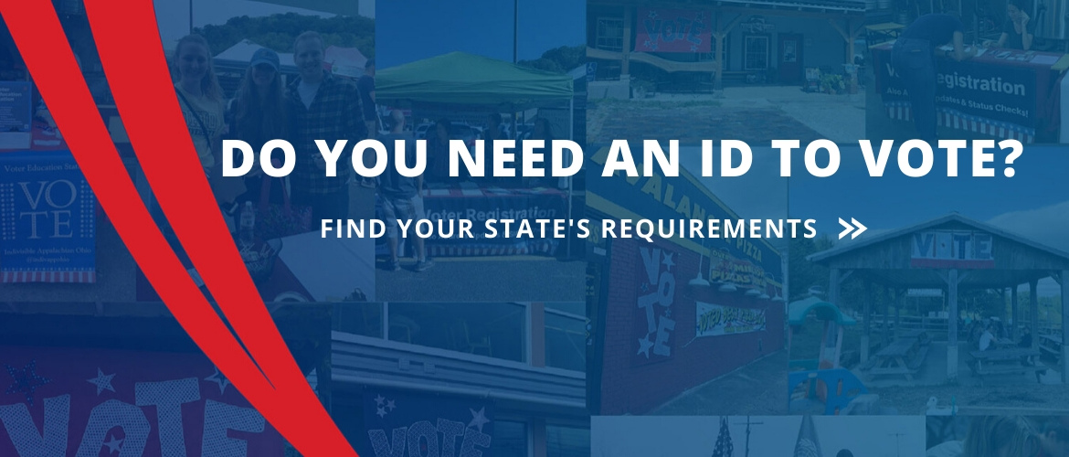 Click for state voter ID requirements