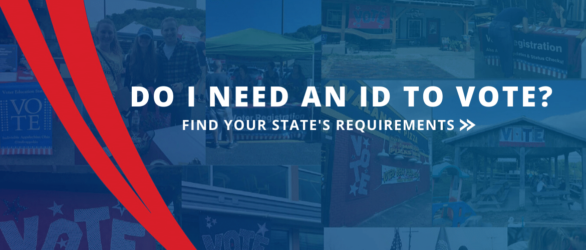 Get state-by-state info on what ID you need to vote