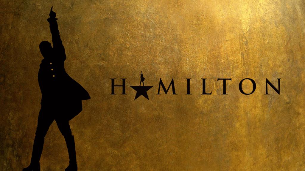 Hamilton Silhouette